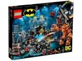 LEGO Super Heroes BatCaverna - Invasão do Cara de Barro 1037 Peças 76122
