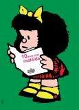 Livro - 10 anos com Mafalda -