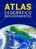 Livro - Atlas Geográfico Melhoramentos -
