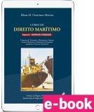 Livro - Curso de direito marítimo -