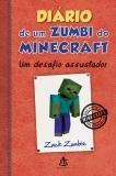 Livro - Diário de um zumbi do Minecraft 1 -