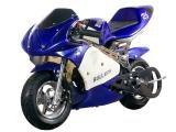 Mini Moto à Gasolina e à Òleo Bull Motors - Speed BK R6 49cc Freio à Disco