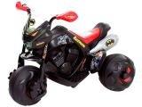 Moto Elétrica Infantil Batman Batmoto 2 Marchas - com Sons Bivolt Bandeirante
