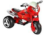 Moto Elétrica Infantil GT Turbo 3 Marchas - Bandeirante