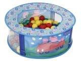 Piscina de Bolinhas Peppa Pig com 100 Bolinhas - Lider Brinquedos