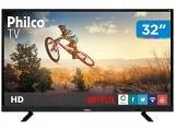 "Smart TV LED 32"" Philco PTV32E21DSWN Wi-Fi - 2 HDMI 2 USB"