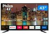 """Smart TV LED 43"""" Philco PTV43E60SN Full HD - Wi-Fi 3 HDMI 2 USB"""