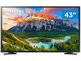"Smart TV LED 43"" Samsung Series 5 J5290 Full HD - Wi-Fi 2 HDMI 1 USB"