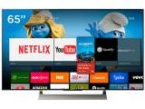 "Smart TV LED 65"" Sony 4K/Ultra HD XBR-65X905E - Android Conversor Digital Wi-Fi 4 HDMI 3 USB"