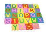 Tapete de Atividades EVA Mingone - Fofinho Alfabeto 28 Peças 30x30cm cada
