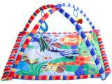 Tapete Infantil Holiday Zoo 76x76cm - Cosco
