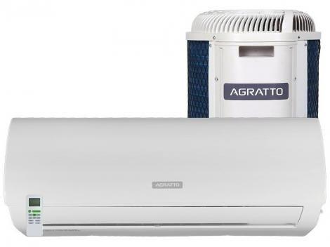 Ar-condicionado Split Agratto 9.000 BTUs Frio - ECO TOP ECST9FR4-02 8809