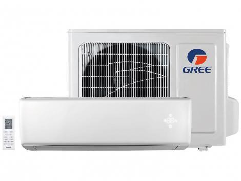 Ar-condicionado Split Gree 24.000 BTUs Quente/Frio - Eco Garden GWH24QE-D3NNB4B