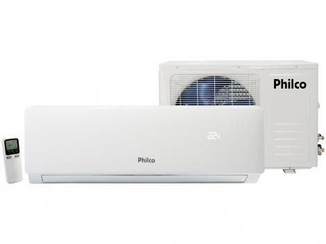 Ar-condicionado Split Philco Inverter 9.000 BTUs - Frio PAC9000IFM4 com Controle Remoto