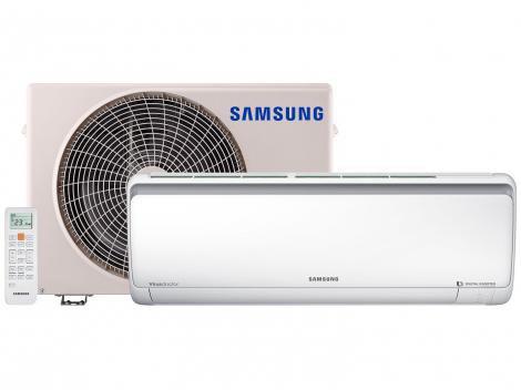 Ar-condicionado Split Samsung Inverter 9.000BTUs - Frio Filtro Full HD AR09MVSPBGMNAZ