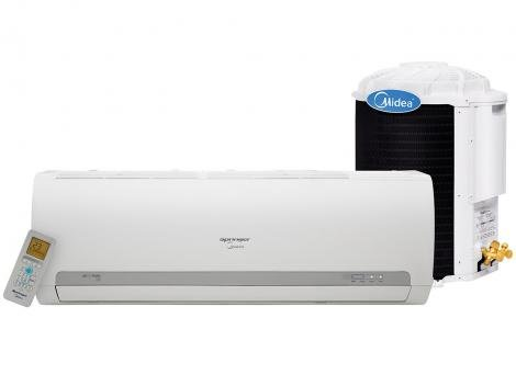 Ar-condicionado Split Springer Midea 18000 BTUs - Frio 38KCX18S5