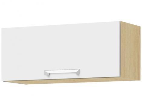 Armário de Cozinha Aéreo Madesa  - Rubi Glamy 80x33cm