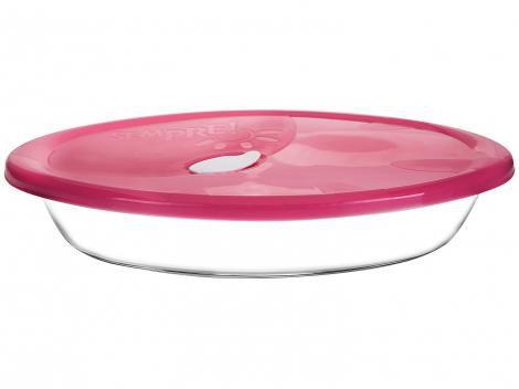 Assadeira Sempre Oval de Vidro  - 65140200801650