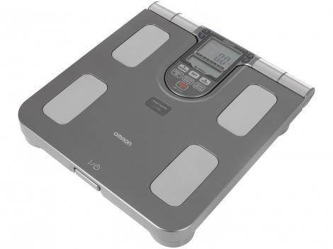 Balança Digital de Bioimpedância até 150kg - Omron HBF - 514