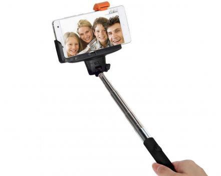 Bastão de Selfie para iOS4 e Android 3.0 - TRC 775