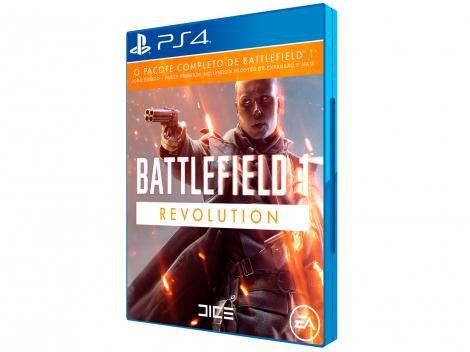 Battlefield 1 Revolution para PS4 - EA