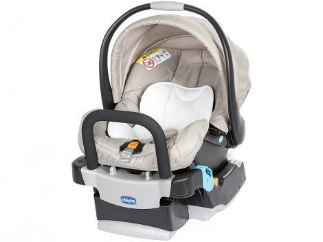 Bebê Conforto Chicco KeyFit com Base - 0 a 13kg