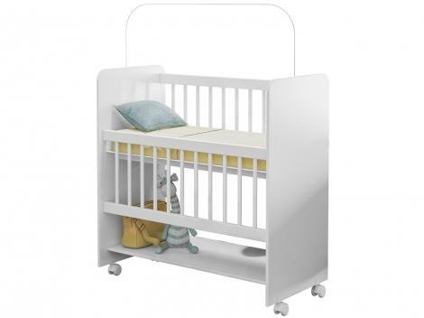 Berço Grade Fixa Peternella Kids  - Bedside