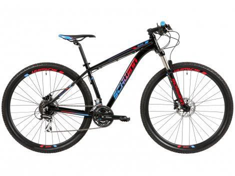 Bicicleta Caloi Schwinn Mojave T19 Aro 29 - 24 Marchas Suspensão Dianteira Quadro Alumínio