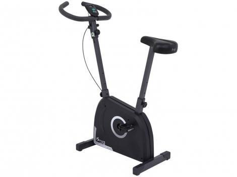 Bicicleta Ergométrica Dream Fitness Residencial - EX 550 3 Níveis de Esforço Display 5 Funções