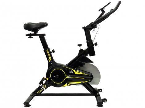 Bicicleta Spinning Acte Sports E16 - Assento Regulável Display
