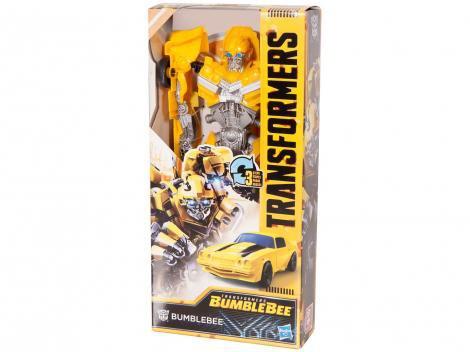 Boneco Transformers Bumblebee 30cm - Hasbro