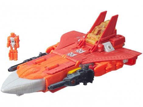 Boneco Transformers Titans Return Voyager - Autobot Infinitus  Sentinel Prime - Hasbro