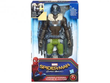 Boneco Vulture Marvel Spider Man HomeComing - Hasbro