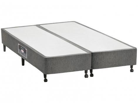 Box para Colchão King Size Castor Bipartido - 27 cm de Altura Lux