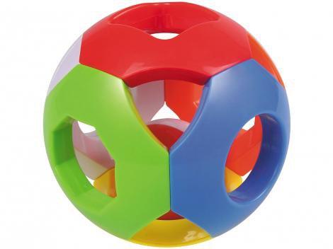 Brinquedo para Bebê Pura Diversão - Bola Divertida Yes Toys