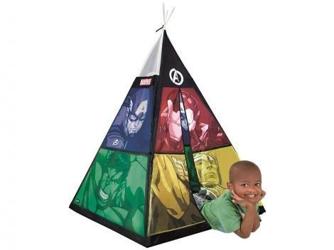 Cabana Infantil Vingadores Marvel - Zippy Toys