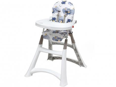 Cadeira de Alimentação Portátil Galzerano Premium - Aviador para Crianças até 15kg