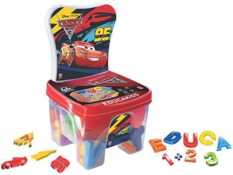 Cadeira Infantil Carros - Líder Brinquedos