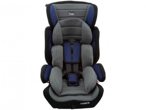 Cadeira para Auto Cosco Tour - para Crianças de 9kg até 36kg