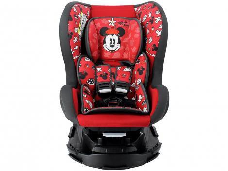 Cadeira para Auto Disney Revo SP Minnie Mouse - para Crianças 0kg até 18kg