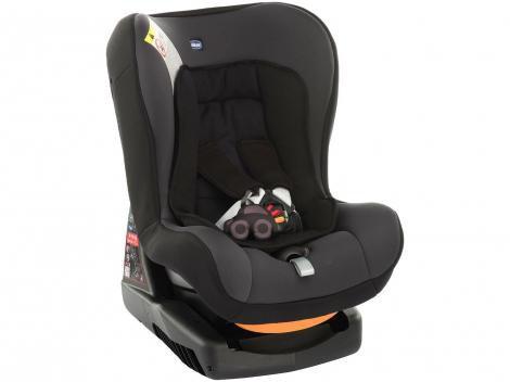 Cadeira para Auto Reclinável Chicco Cosmos - Black Night 4 Posições para Crianças até 18kg
