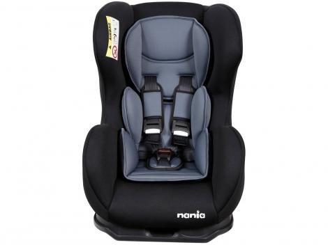 Cadeira para Auto Reclinável Nania 5 Posições - Cosmo Accés Foncé para Crianças até 25kg