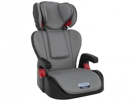 Cadeira para Auto Reclinável Peg-Pérego Protege - Cinza para Crianças de 15 a 36 kg