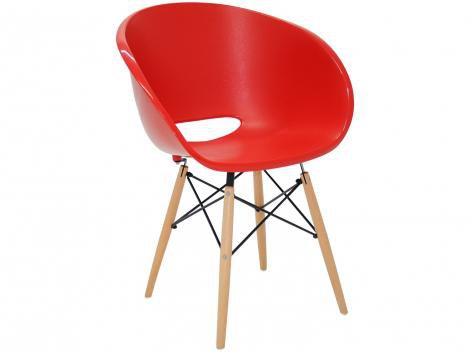 Cadeira Polipropileno Pé Palito Tramontina Summa - Elena
