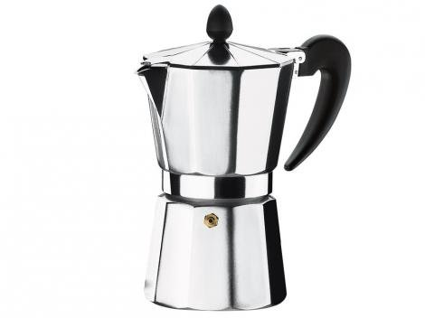 Cafeteira Alumínio Brinox - Verona 2182/102 9 Xícaras