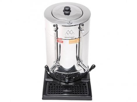 Cafeteira Elétrica Industrial Marchesoni - Master 6L Inox