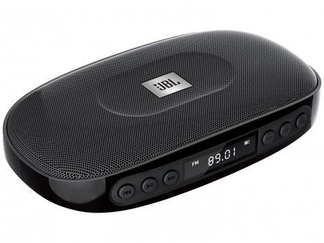 Caixa de Som Bluetooth Portátil JBL Tune 5W - USB Entrada SD