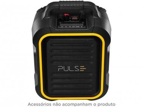 Caixa de Som Bluetooth Pulse Multiuso SP295 - 80W USB