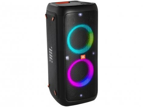 Caixa de Som Portátil Bluetooth JBL Party Box 200 - USB 120W