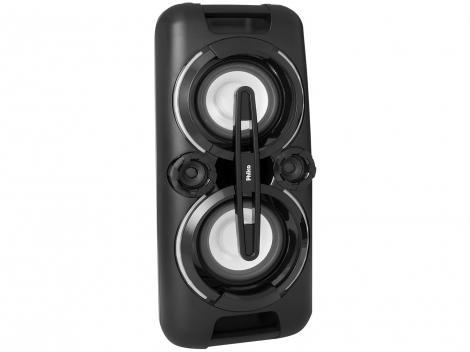 Caixa de Som Portátil Bluetooth Philco PHT5000 - USB 150W